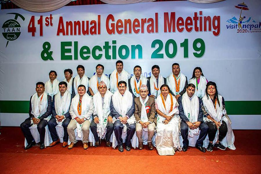 Subedi Elected As President of TAAN