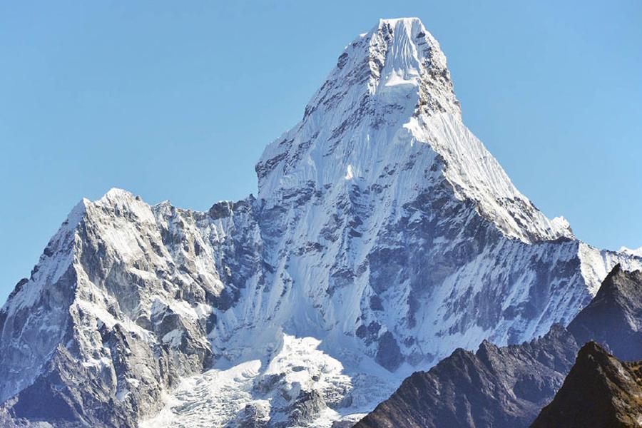 Amadablam Expedition (6812m)