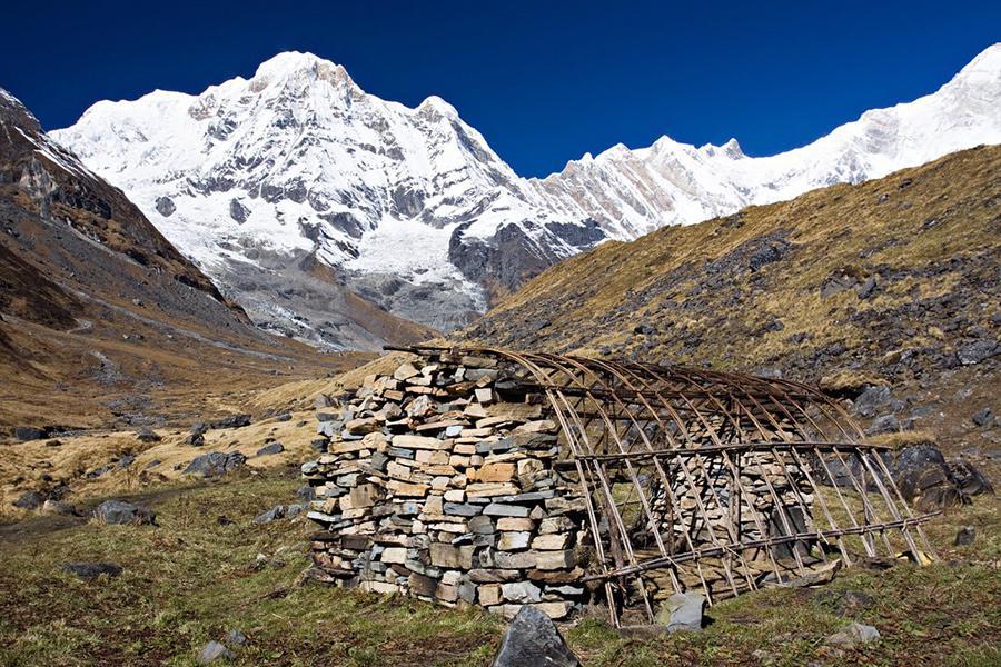 Annapurna Base Camp Trek 11 Days