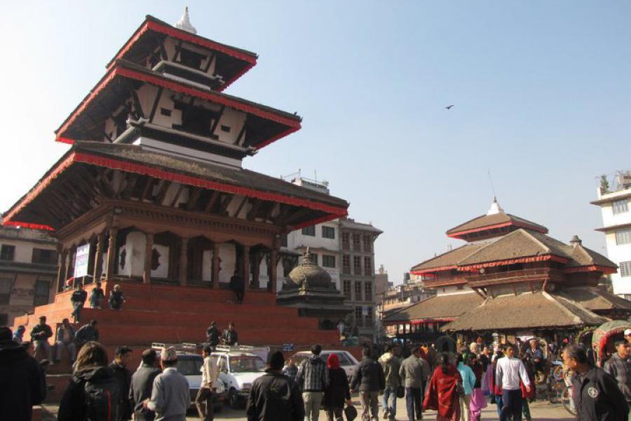Around Kathmandu Valley Trek