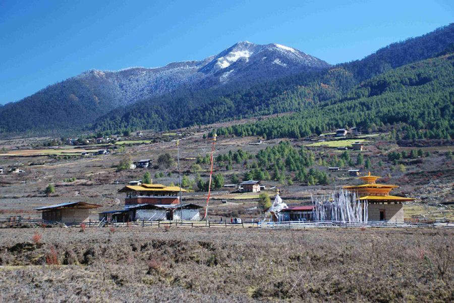 Bumthang Valley Trek