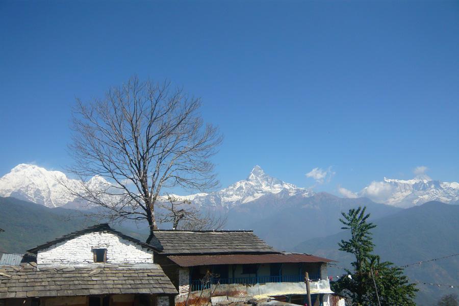 Nepal Charity Trek