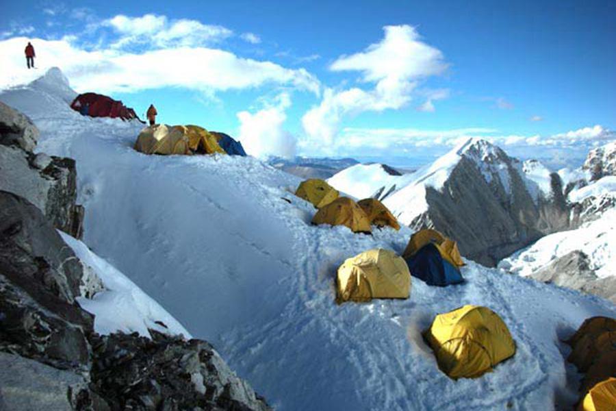 Cho Oyu Expedition (8201m)