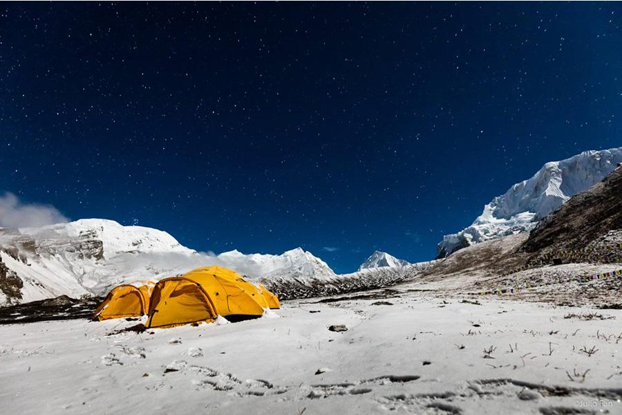 Himlung Himal Expedition (7126m)