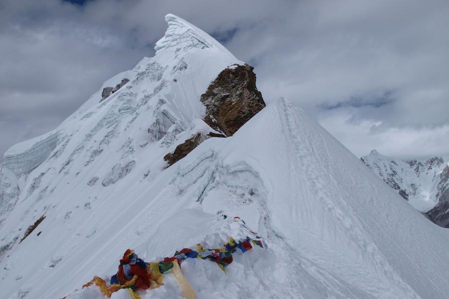 Island Peak & Lobuche East Peak Climb including Cho La Pass