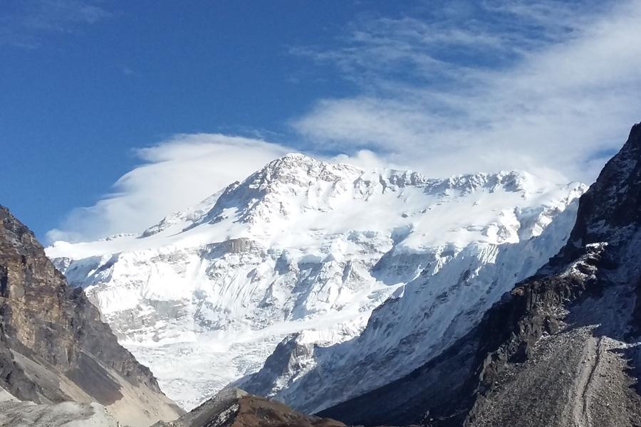 Kanchanjunga Expedition (8586m)