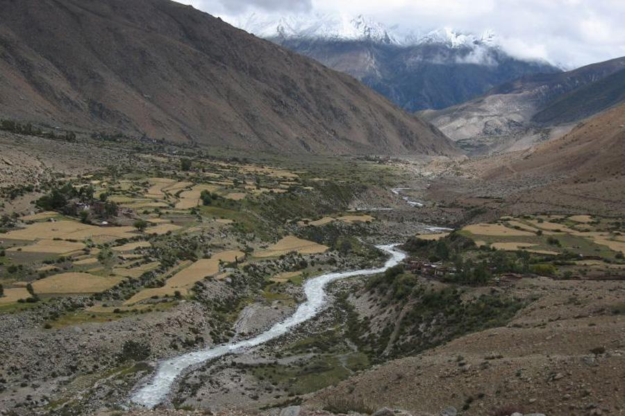 Kharta (Khangsung) Valley Trek