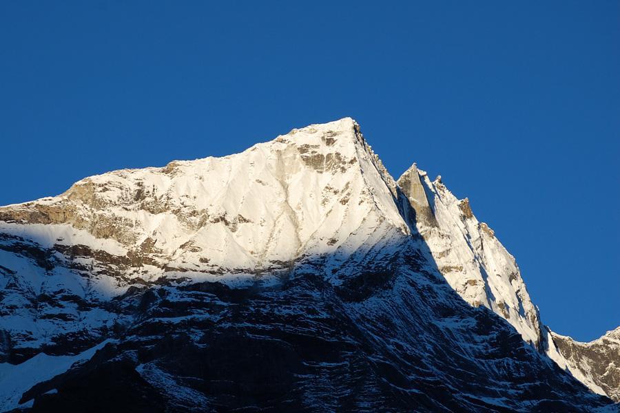 Kwangde Peak Climbing (6011m)