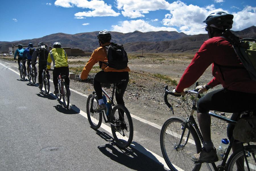 Lhasa - Kathmandu Ultimate Mountian Biking