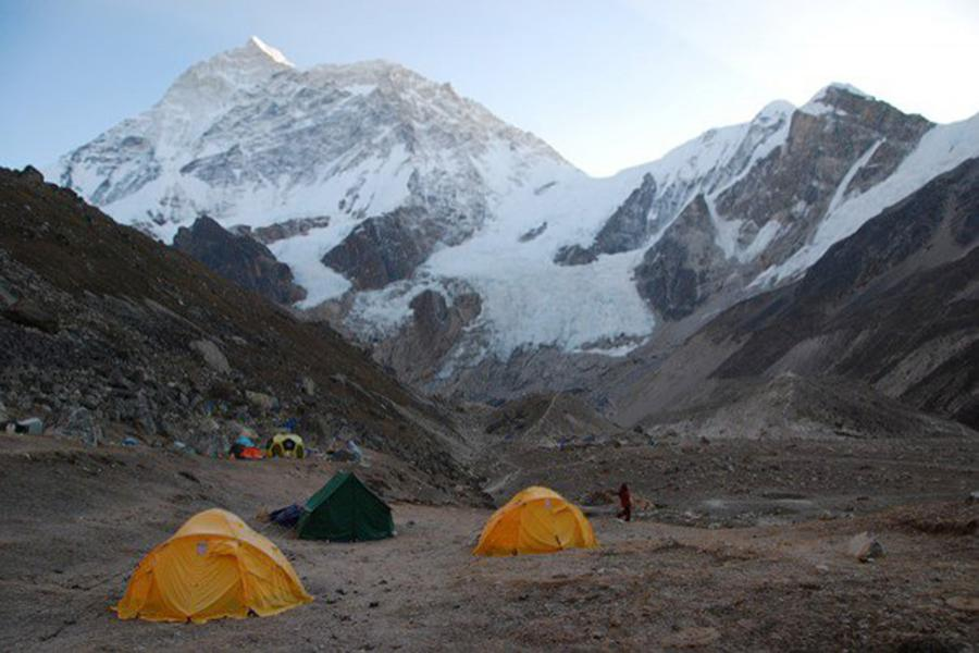Makalu Expedition (8463m)