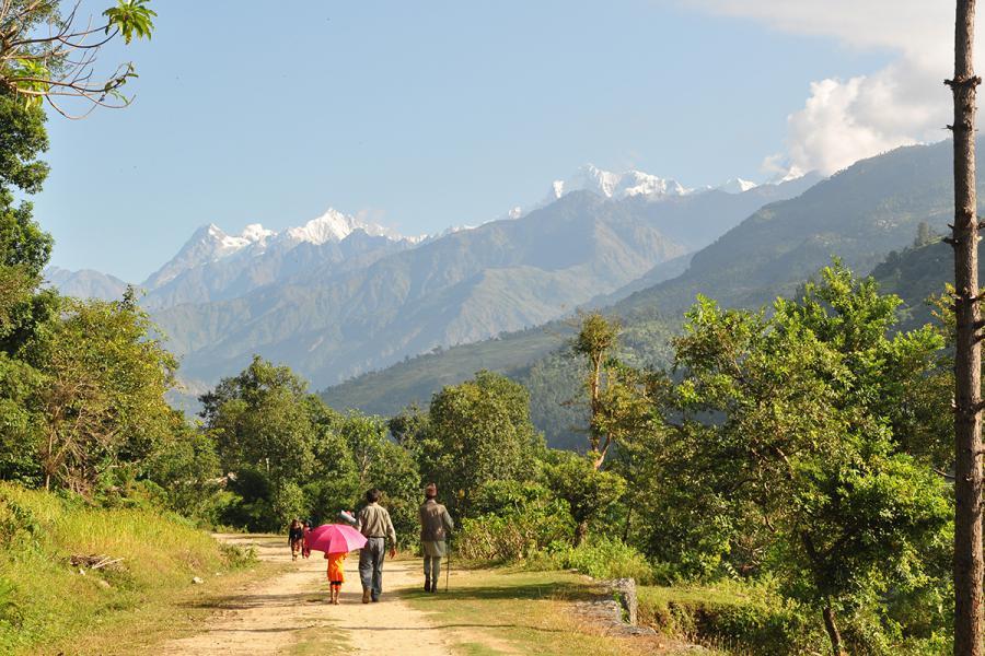 Manaslu Trek (Starting from Aarughat)