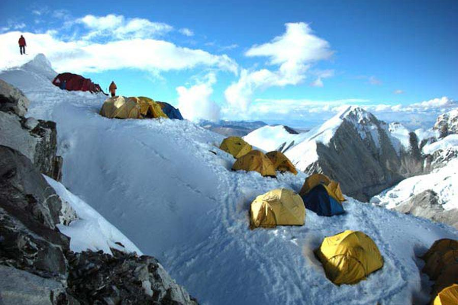 Cho Oyu Expedition (8201m)