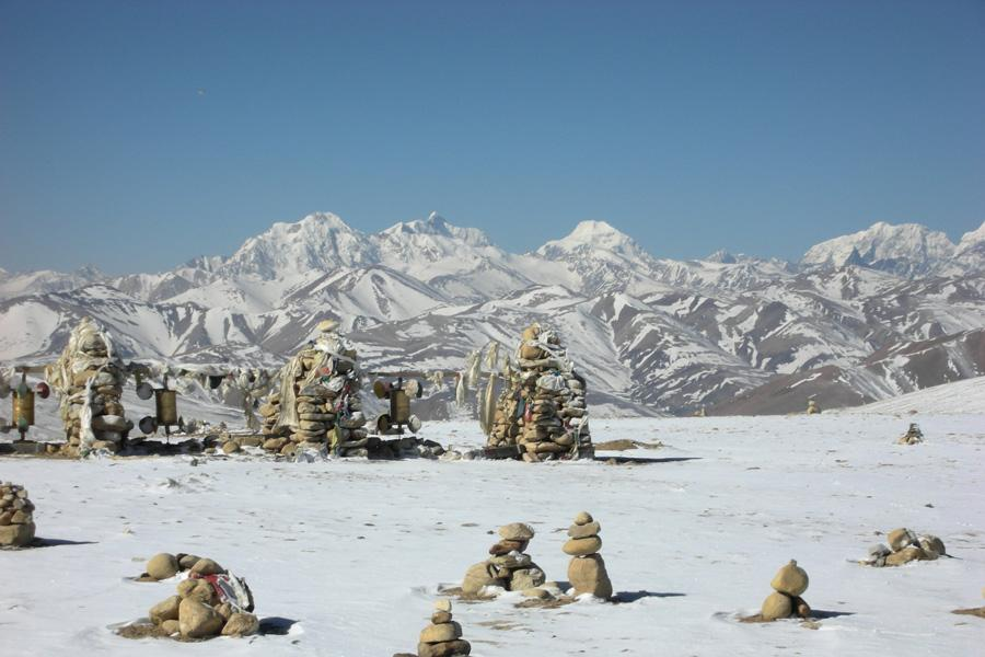 Mount Shishapangma Expedition