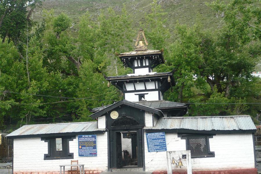 Mustang Trek via Muktinath