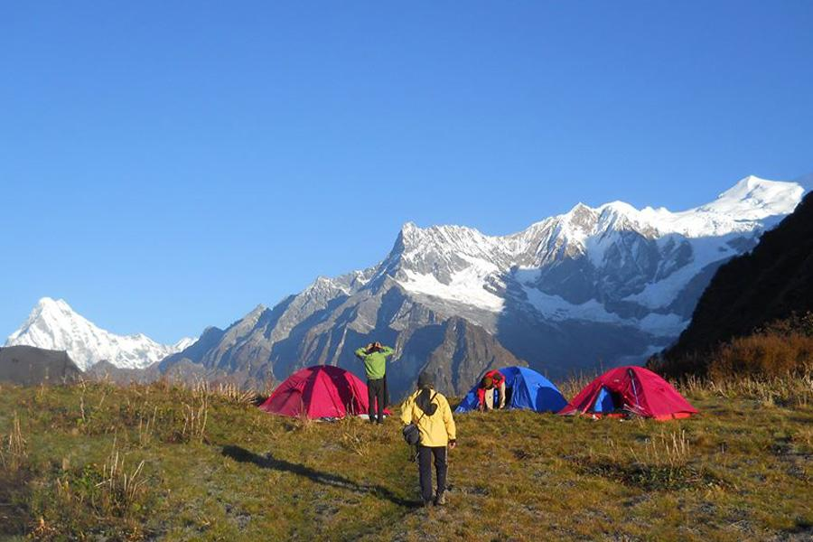 Namun La Pass Adventure Trek