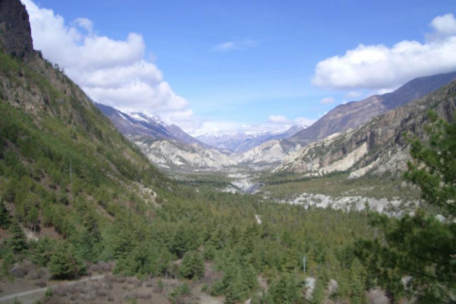 Nyeshyang Valley Trek (Manang)