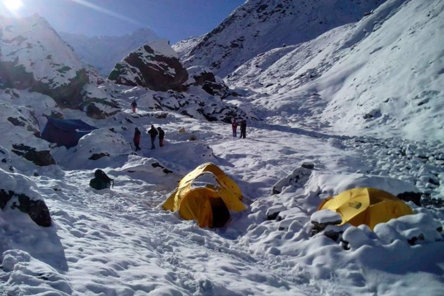 Pachhermo Peak Climbing (6187m)