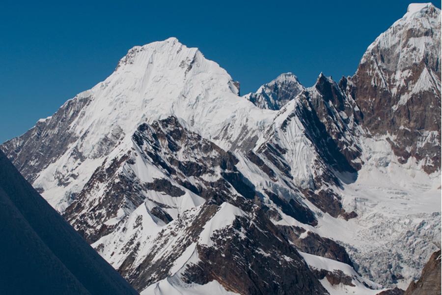 Paldor Peak Climbing (5896m)