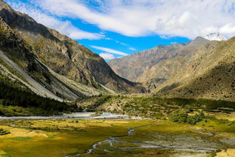 Simikot With Limi Valley Trek