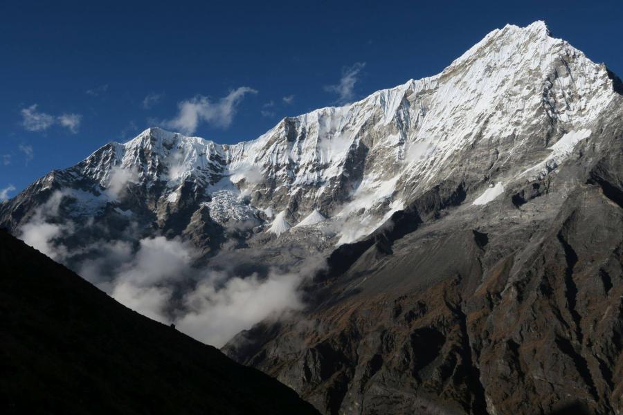 Rolwaling Trek Region