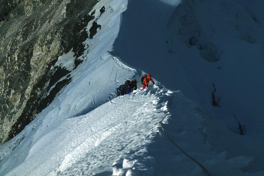 Island Peak Ascent