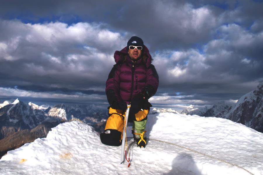 Top of Island Peak