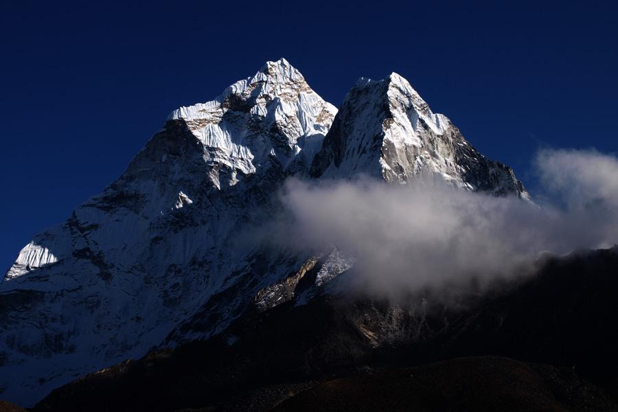 View of Mount Amadablam