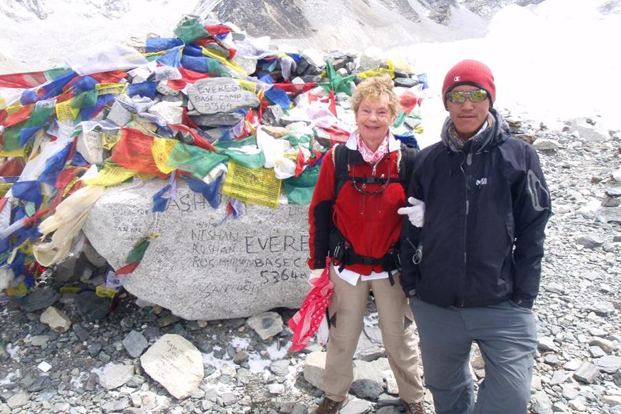 Mount Everest 2021