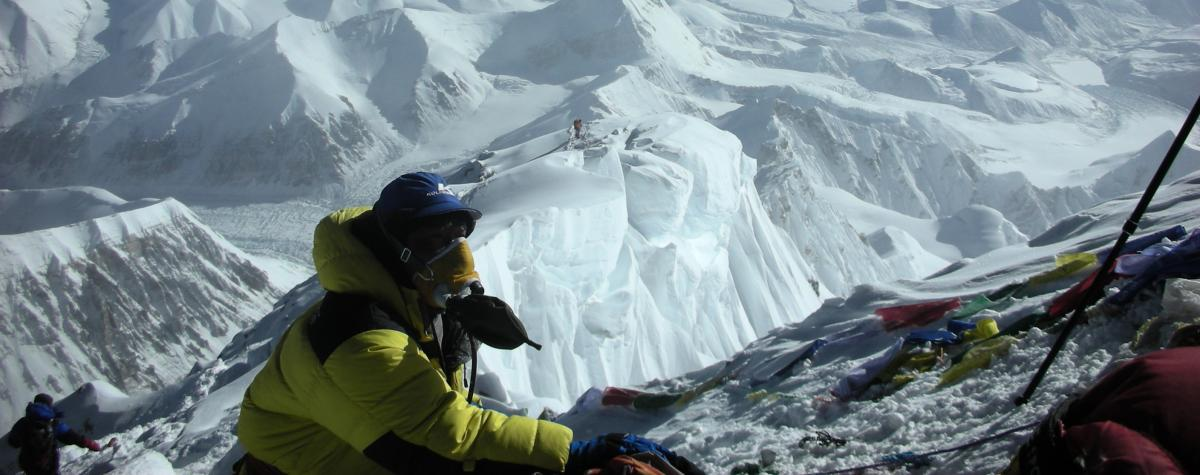 Everest Expedition (8848m)