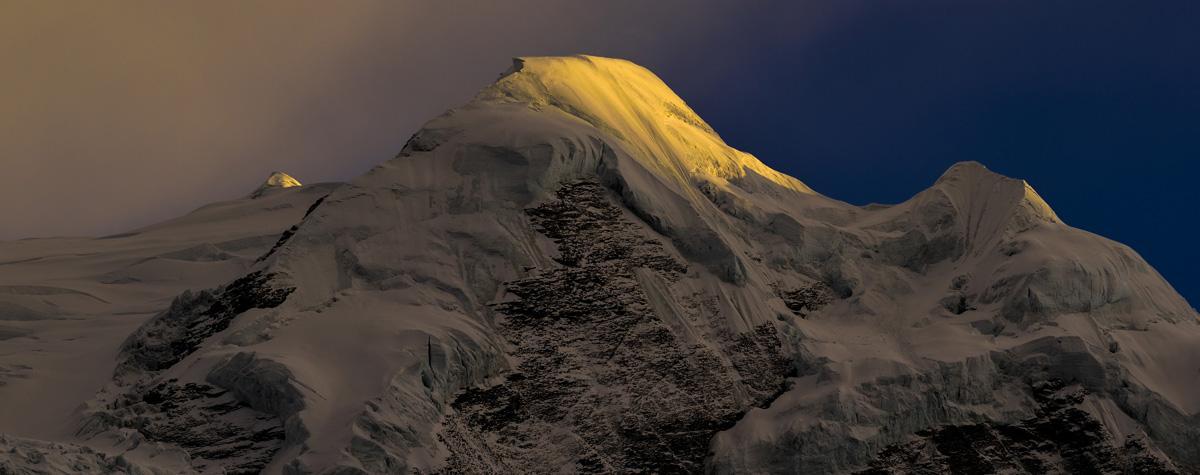 Mera Peak Climbing (6470m)