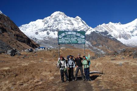 Annapurna Base Camp Trek (Sanctuary)