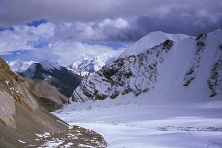 Bhrikuti Himal Climb