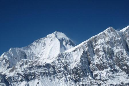 Dhaulagiri Expedition (8157m)
