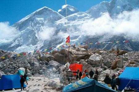 Everest Comfort Trek
