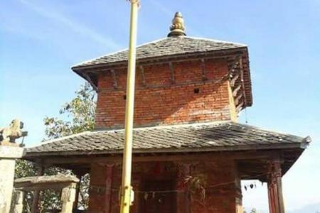 Jalamukhi Temple Trek