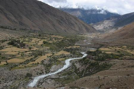 Kharta (Khangsung) Valley Trek