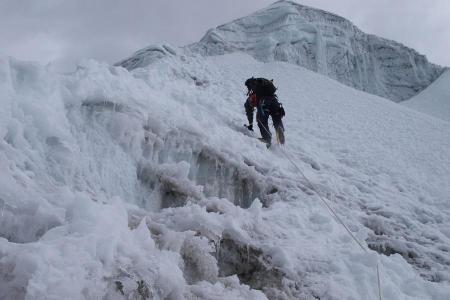 Lobuche East Peak Climbing (6119m)