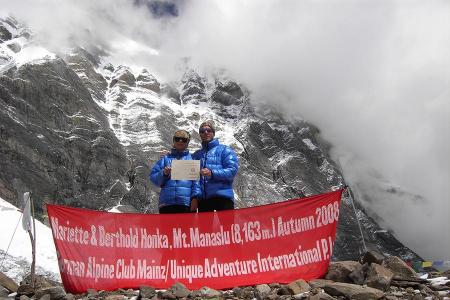 Manaslu Expedition (8163m)