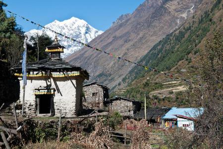 Manaslu Trek -Cultural Trail