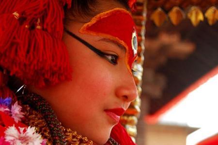 Meet Kumari - The Living Goddess