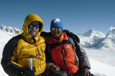 Mera Peak Climbing (6654m)