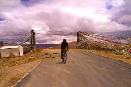 Mt. Kailash Mountain Biking Tour