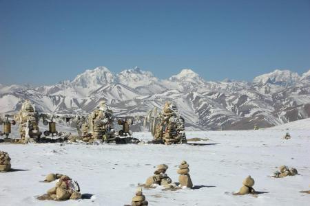 Mount Shishapangma Expedition