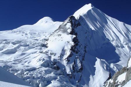 Ramdung & Pachhermo Peak climb including Tashi Lapcha La Pass