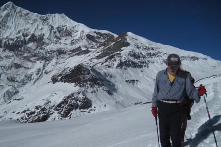 Thapa Peak (6012m)